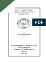 Proposal Usaha PCB Duino Tester