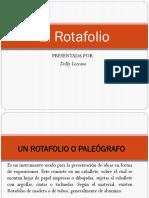 Dolly Rotafolio