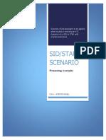SID/STAR SCENARIO