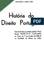 Hist Dtº Portugues