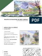 Apresentação - Estudo de Caso - Praça Da Liberdade Bh-mg- Paisagismo