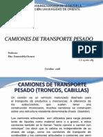 Camiones de Transporte Pesado
