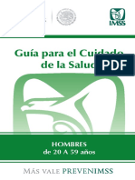 Guia Salud Hombre 2018