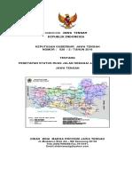 Sk Jalan Provinsi 2016