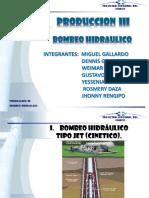 Bombeo Hidraulico.ppt