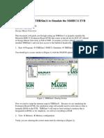 HOW-TO THRSim11 Simulation Setup (Bales) 20060828v01.pdf