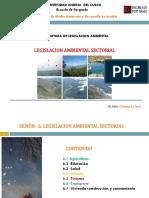 Sesion 6.1- Legislacion Ambiental Sectorial.pptx