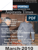 Aspirants Times Magazine Vol12 Www.upscportal