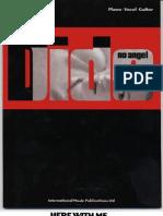 Dido - No Angel Book