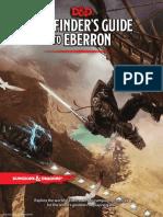 Wayfinders Guide to Eberron 5e