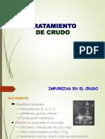 5. Tratamiento Del Crudo