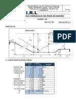 Diseño de Posa de Rapida REV-01-01