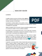 3.2. Redacción y Edición