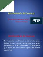 Clase 4 Morfometria de Cuencas-1