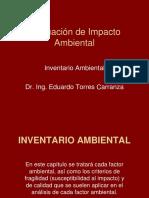 Eia Inventario Ambiental