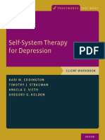 Self-System Therapy for Depression Client Workbook