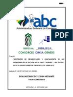 VOLUMEN 7.- Evaluacion Deflexion - Condiciones de Pavimento Flexible