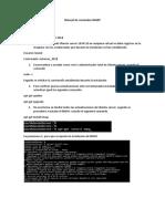 Manual de Comandos NMAP