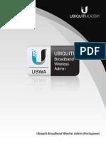 UBWA Training Guide