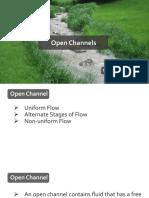 06 Open Channel Part 1
