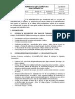 CAL-REG-001 Lineamientos de Calidad Subcontratistas