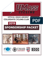 UMAC Sponsorship Packet 2019