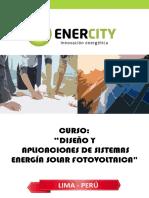 Curso Enercity Perú