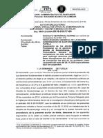 Auto Admite Tutela, Vincula y Decreta Medida Provisional 2018-1017-00