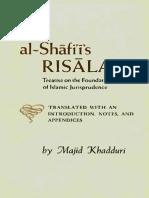 En Shaafi Risaala Fi Usul Al Fiqh