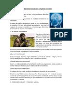 Bases Socioculturales Del Psiquismo Humano Resumen