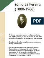 Antônio Sá Pereira (1888-1966)