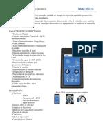 Tester Para Inyectores de Alta y Baja Impedancia
