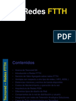 Redes FTTH