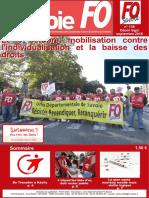 Savoie FO Septembre 2018