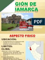 Región de Cajamarca