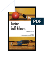 Junior Golf Fitness