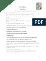 Escutatória- Rubem Alves