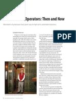 Elevator Door Operators