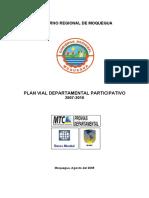Plan Vial Departamental Participativo
