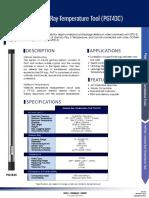 PGT43C Product Sheet Pegasus A4 2016