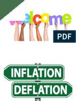 INFLATION - Presentation
