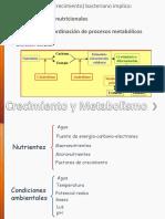 2- Metabolimo Crecimiento