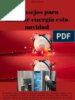 Henry Camino - Consejos Para Ahorrar Energía Esta Navidad