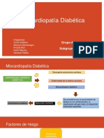 Miocardiopatia Diabetica