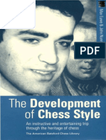 Euwe_The Development of Chess Style(1968)