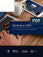 Working 2050