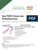 5. tenses