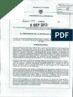 03- Decreto-1930 de 2013 Política Equidad de Género.pdf