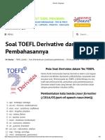 8. Derivative