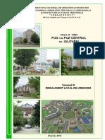 Vol. III Regulament Local de Urbanism or.ialoveni